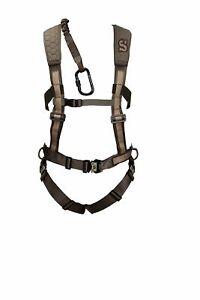 Summit Treestands Men's Pro Safety Harness, Medium
