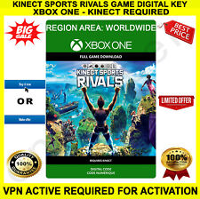 Kinect Sports Rivals Xbox One Game Digital Key Code VPN ACTIVE