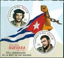 2017 50th Anniversary death of Che Guevarra 2 values revolutionary