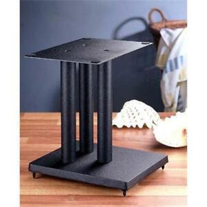 VTI Manufacturing RFC 13 in. H Iron Center Channel Speaker Stand - Black