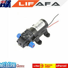 Diaphragm High Pressure Water Pump 12V Micro Car Automatic Switch Self Priming