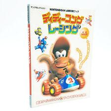 Guide / Guidebook Official - Diddy Kong Racing - N64 / JAP