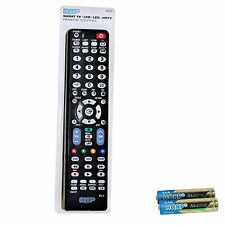 HQRP Mando a distancia para Samsung LN19-LN37 Series LCD LED HD TV, AA59-00312A