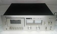 Vintage Kenwood Stereo Cassette Deck KX-830--TESTED