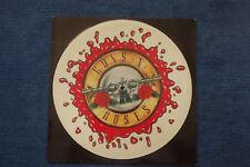 "Guns N' Roses November Rain Vinyl, 12"", 45 RPM, Picture Disc GET 21713"