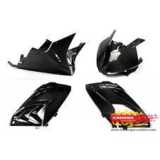 BMW S1000RR Verkleidungssatz Racing Carbon Kanzel Spoiler Seitenverkleidung