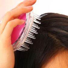 AL_ Hair Massage Massager Comb Shampoo Scalp Shower Body Washing Brushes Eager