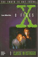 (Les Martin)  Classe in ostaggio Mondadori X Files n.1