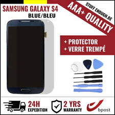 AAA+ LCD SCHERM/ÉCRAN BLUE & SCREEN GUARD + TOOLS FOR SAMSUNG GALAXY S4 I9500
