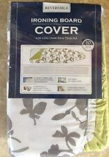"""Bbb Homz Reversible Extra-Thick (1/2"""") Ironing Board Cover & Pad 15W� x 54L�"""