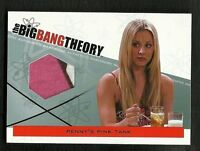 2012 The Big Bang Theory Seasons 3 & 4 Wardrobe M-26 Penny's Pink Tank