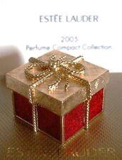 ESTEE LAUDER GOLDEN GIFT BOX SOLID PERFUME BEYOND PARADISE NIB
