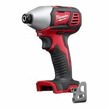 """Milwaukee 2656-20 Reconditioned M18 Cordless 1/4"""" Hex Impact Driver (Bare Tool)"""