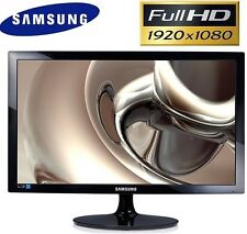 """SAMSUNG 24"""" FULL HD LED PC MONITOR WIDE SCREEN 1920x1080 ,5ms HDMI, S24D300HL"""