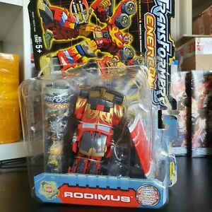 Hasbro Transformers Energon Robots in Disguise Powerlinx Rodimus 2003