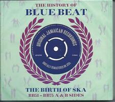 History Of Blue Beat - The Birth Of Ska BB51-BB75 (3CD 2013) NEW/SEALED