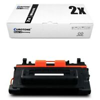 2x Eco Eurotone Toner Black Replaces Canon CRG039H LBP-352 x Ca. 25.000 Pages