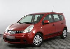 Wind Deflectors NISSAN NOTE I Hatchback 5-doors 2006-2012 4-pc HEKO Tinted