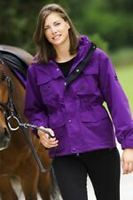 EQUI-THEME Master Pro 3 in1 Ladies Waterproof Coat w/ Removable Fleece