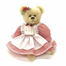 """Durae Lil' Honeys Artist Bear Samantha 12"""" Tall Signed Dated 1992 #19 With Tag"""