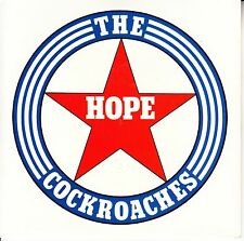 """THE COCKROACHES  Hope PICTURE SLEEVE 7"""" 45 rpm record NEW + juke box title strip"""