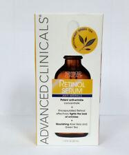 Advanced Clinicals Retinol Face Serum Anti-Wrinkle 1.75 oz Anti-Aging