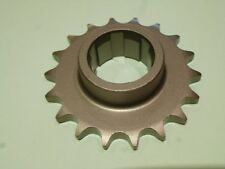 "BSA C15 B40 FRONT GEARBOX SPROCKET 18T 18 TEETH 40-3122 1/2"" x 5/16"" PITCH 'NEW'"