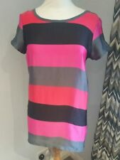 Next Stripe T Shirt Size 10