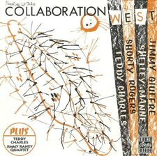 Teddy Charles / Shorty Rogers - Collaboration West (CD 1992) Remastered Reissue