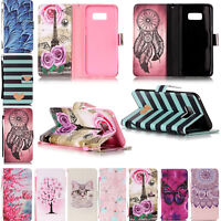 Slot Card Wallet PU Leather Cover Case for Apple iPhone 7 7 Plus 6 6 Plus Huawei