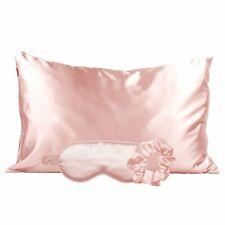 Satin Sleep Set - Blush. Authentic Kitsch