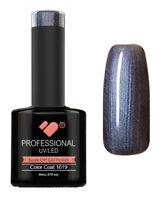 1619 VB Line Blue Chameleon Metallic - UV/LED nail gel polish - super quality