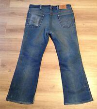Levi's 517 Jeans Vintage Bootcut Tamaño 38 X 28 ver descripción