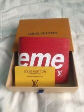 **NEW** Supreme Designer Wallet (USA Seller) **Fast Free Shipping**