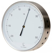De Tambour Lufft Bimetall-Thermometer Durotherm, Diamètre 130mm