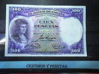CyP Bonitas 100 Pesetas del 1931