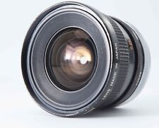 Excellent+++++ Canon FD S.S.C. SSC 17mm f/4 MF Wide Angle Lens for FD From Japan