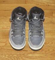 Nike Air Jordan SC-1 Dark Grey Men's Size 8.5 From 2012 (538698-011)