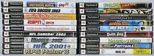 New ListingSony PlayStation 2 Ps2 Video Games lot of 18