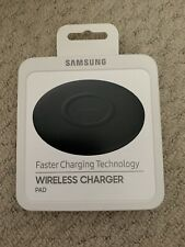 Samsung Wireless Charger Fast Charge Pad (2018) for Qi Phones & Samsung Watches
