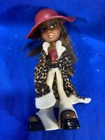 "Vintage 2003 Bratz Roxy 5"" Doll With Outfit"