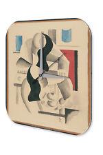 Fun Decorative Wall Clock  abstract art Printed Acryl Acrylglass