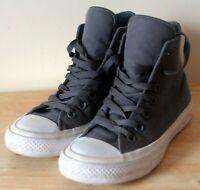 Converse Chuck Taylor  II Lunarlon Unisex UK Size 4 36.5 Grey Hi  Trainers Shoes