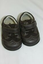 Smaller by See Kai Run baby 3 brown little dress shoes