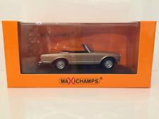 Mercedes-benz 230 SL Año Fabricación 1965 oro 1 43 Minichamps