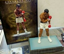 Muhammad Ali Ultimate Pro Shot 15-Inch Statue #/2000 UPPER DECK Case of 2