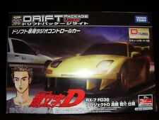 Takara TOMY Drift Package Light RC Initial D Mazda RX-7 FD3S RX7