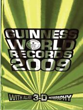 Guinness World Records Book 3-D Photography Foil Cover
