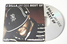J DILLA / JAY DEE - BEST OF CD (MIXED BY THE SMELLS) RARE