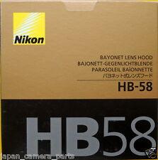 Nikon HB-58 Lens Hood for AF-S DX 18-300mm F3.5-5.6G ED VR Thailand